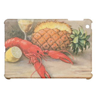 Lobster Still Life Cover For The iPad Mini
