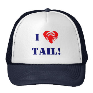 Lobster Tail - Mesh Hat