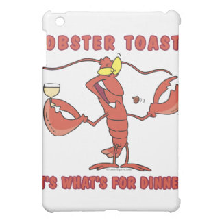 lobster toast its whats for dinner iPad mini cover