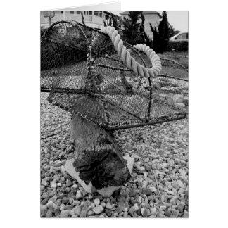 Lobster Trap Card