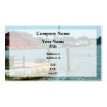 Lobster Trap Mystic CT Business Card Templates