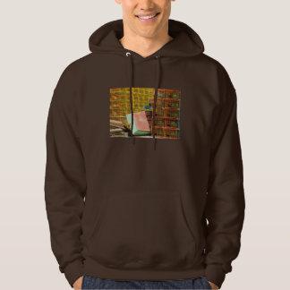 Lobster Traps And Small Boat On Coast of Maine Sweatshirts