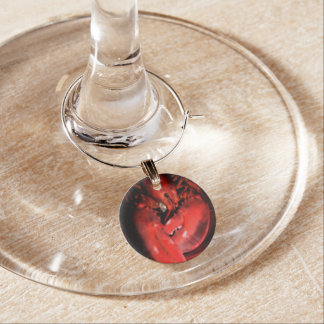 Lobster Wine Charm