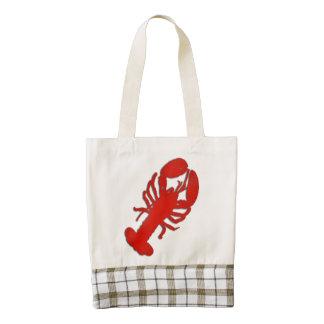 Lobster Zazzle HEART Tote Bag