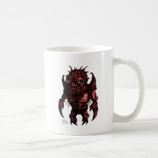 lobstera_bw coffee mug