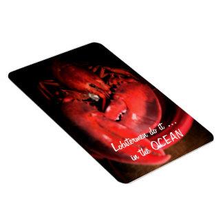 Lobstermen Rectangular Photo Magnet
