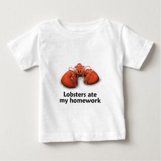 Lobsters ate my Homework Baby T-Shirt