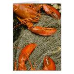 Lobsters Card
