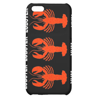 lobsters case for iPhone 5C