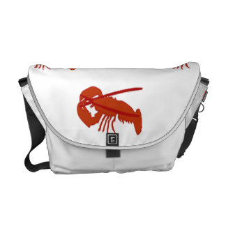 Lobsters Courier Bag