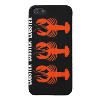lobsters iPhone 5 cover