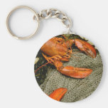 Lobsters Keychain