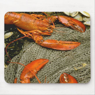 Lobsters Mouse Mat