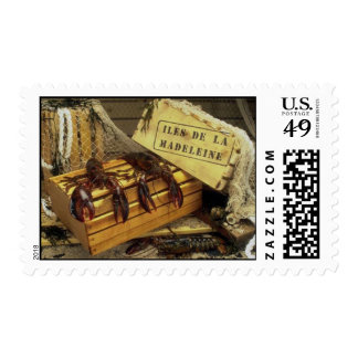Lobsters Postage Stamps