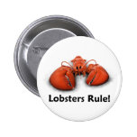 Lobsters Rule! Button