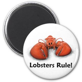 Lobsters Rule! Magnet