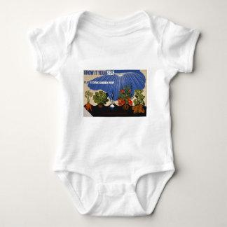 loc 3f05737u Grow Yourself a Farm Garden EDITED.pn Baby Bodysuit