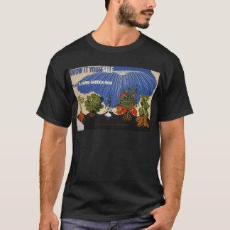 loc 3f05737u Grow Yourself a Farm Garden EDITED.pn T-Shirt