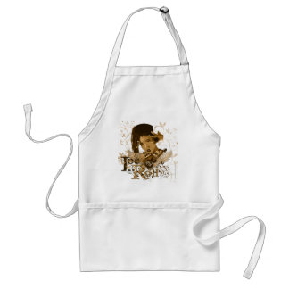 Loc and Roll Adult Apron