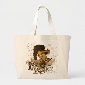 Loc and Roll Tote Bag