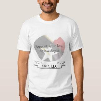 Local Archaeologist Shirt