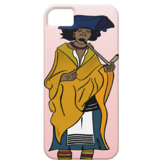 Local character iPhone SE/5/5s case