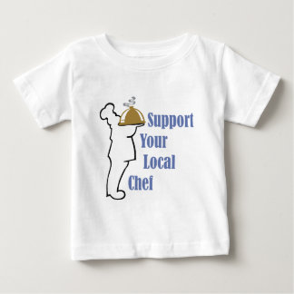 Local Chef Baby T-Shirt