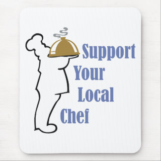 Local Chef Mouse Pad