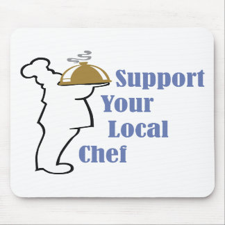 Local Chef Mouse Mats