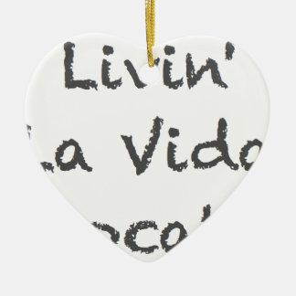 Local de Vida del La de Livin Adorno