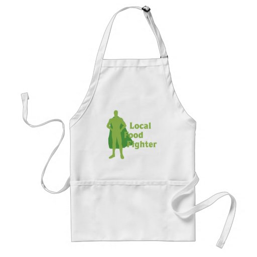 Local Food Fighter Aprons