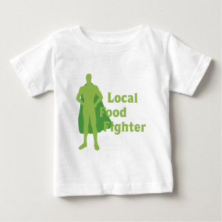 Local Food Fighter Baby T-Shirt