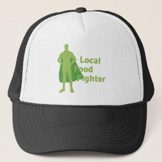 Local Food Fighter Trucker Hat