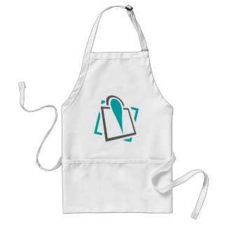 local geography adult apron