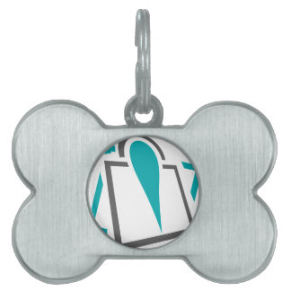 local geography pet ID tag
