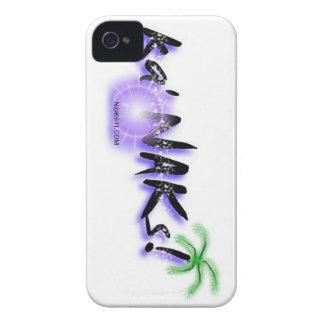 Local Hawaiian Style IPhone 4S Case: Ka' NAKs Case-Mate iPhone 4 Case