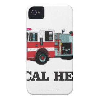 local hero rig iPhone 4 cover