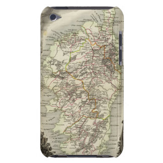 Local heros products, landscapes iPod touch Case-Mate case