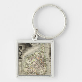 Local heros products, landscapes key chains