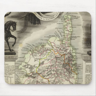 Local heros products, landscapes mouse pad