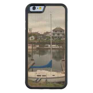 LOCAL MOORAGE CARVED MAPLE iPhone 6 BUMPER CASE