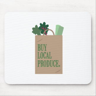 Local Produce Mouse Pad