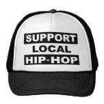 local trucker hats