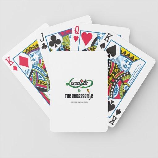 Localita & The Badasserie Love Card Decks
