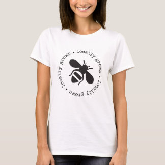 Locally grown honeybee t-shirt