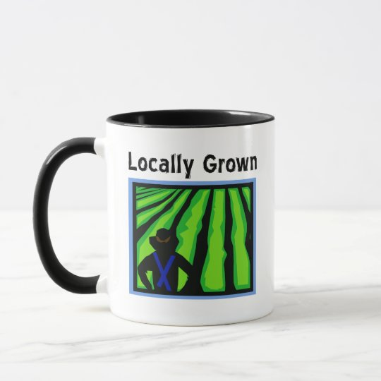 Locally Grown Mug