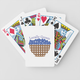 Locally Grown Poker Cards
