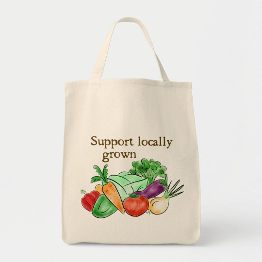 Locally Grown Tote