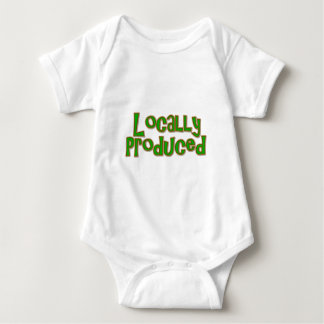 Locally Produced Baby Bodysuit