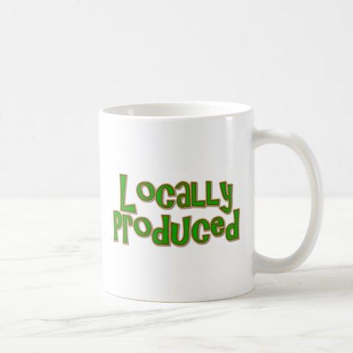 Locally Produced Coffee Mugs